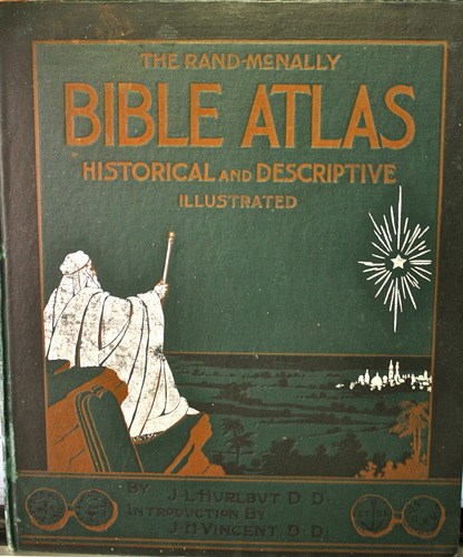 The Rand-McNally Bible Atlas