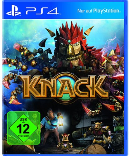 Sony Computer Entertainment PS4 Knack