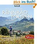 Die sch�nsten Rennradtouren in Europa...