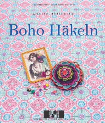Boho Häkeln Buch Pdf Cécile Balladinoboho Häkeln Trajalerti