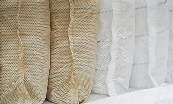 3000 spring matelas oreiller orthocervicale orthocervicale aloe vera 85x190cm memory. Black Bedroom Furniture Sets. Home Design Ideas