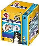 Image of Pedigree DentaStix Hundesnack für große Hunde, 1 Packung je 56 Stück (1 x 2.16 kg)