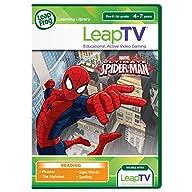 LeapFrog LeapTV Ultimate Spider-Man E…