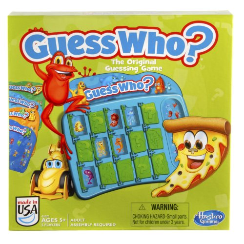 Guess Who Game Review