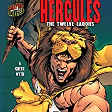 Hercules: The Twelve Labors: A Greek Myth Audiobook by Paul D. Storrie Narrated by  Book Buddy Digial Media