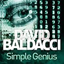 Simple Genius: King and Maxwell, Book 3 Audiobook by David Baldacci Narrated by Scott Brick