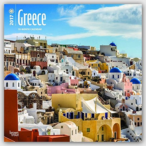 Greece 2017 Square (Multilingual Edition)