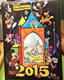 Walt Disney World 2015 Character Photo Album Holds 300 Photos