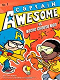 Stan Kirby Captain Awesome vs. Nacho Cheese Man (Captain Awesome (Quality))