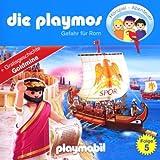 echange, troc Die Playmos - Gefahr für Rom-Ltd. - CD5 (Playmobil)