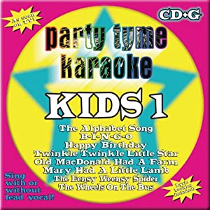 Party Tyme Karaoke: Kids 1