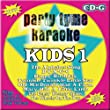 Party Tyme Karaoke - Kids 1 (8+8-song CD+G)