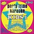Party Tyme Karaoke - Kids 1 (8+8-song CD+G)