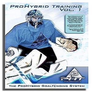 Pro Hybrid Goalie Training Goaltender Training DVD - Volume 1 by Pro Hybrid Goalie Training