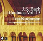 Bach - Int�grale des Cantates vol.15...