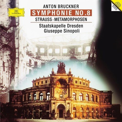 Bruckner: Symphony No.8 / R.Strauss: Metamorphosen [Analog]