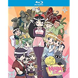 Ninja Nonsense Blu-ray Collection [Blu-ray]