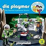 Die Playmos in geheimer Mission (Die Playmos 23)   Simon X. Rost,Florian Fickel