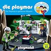 Die Playmos in geheimer Mission (Die Playmos 23) | Simon X. Rost, Florian Fickel