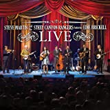 Steve Martin and the Steep Canyon Rangers featuring Edie Brickell Live [CD+DVD]