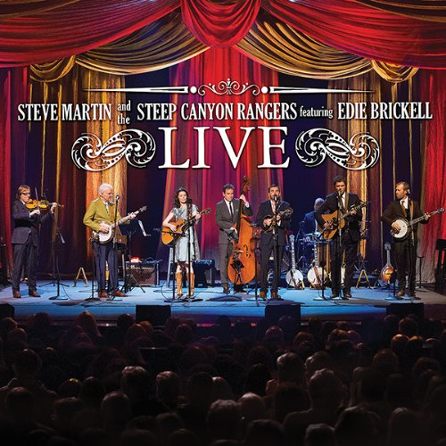 Sale alerts for Universal Music Steve Martin And The Steep Canyon Rangers Featuring Edie Brickell Live (CD+DVD) - Covvet