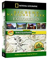 National Geographic Big Bend National Park Explorer
