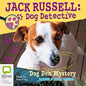 Jack Russell, Dog Detective Audiobook