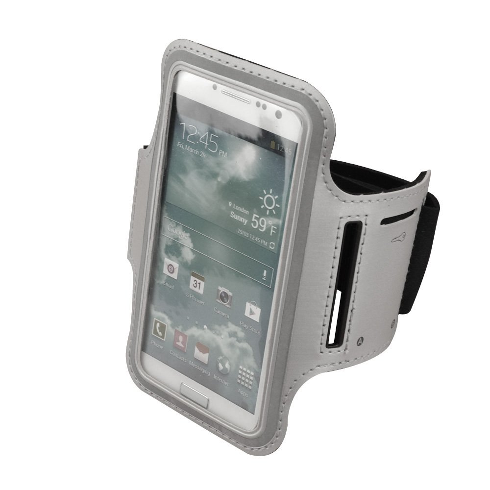 Arm phone holder