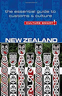 Book Cover: New Zealand - Culture Smart!: The Essential Guide to Customs & Culture