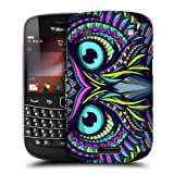 Head Case Designs Owl Aztec Animal Faces Protective Snap-on Hard Back Case Cover for BlackBerry Bold Touch 9900