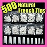 Non Brand 500 White False French Nail...