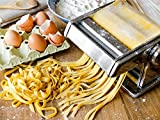 Edelstahl Nudelmaschine Pasta Machine Pastamaker