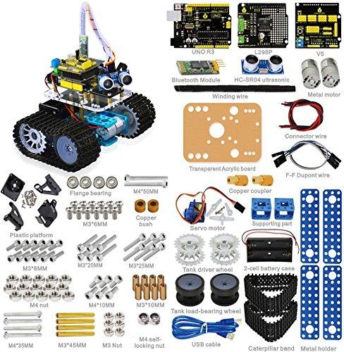 Robot Aluminum