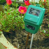 WinnerEco 3in1 Soil Moisture Sunlight PH Meter Tester Plant Digital Analyzers