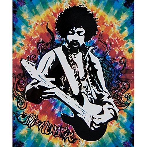 Guitar Fleece Blanket front-728362