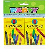 Crayons Party Favors, 4ct