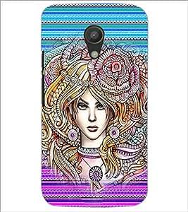PrintDhaba Artwork D-4559 Back Case Cover for MOTOROLA MOTO G2 (Multi-Coloured)