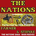 The Nations Audiobook by Ken Farmer, Buck Stienke Narrated by Ken Farmer