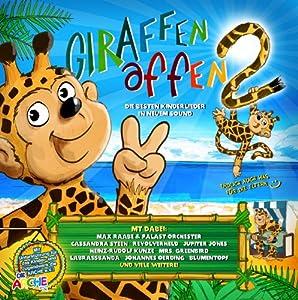 Giraffenaffen 2 (inkl. Sticker, Poster & Leseprobe)