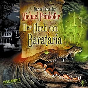 Der Fluch von Barataria Hörbuch