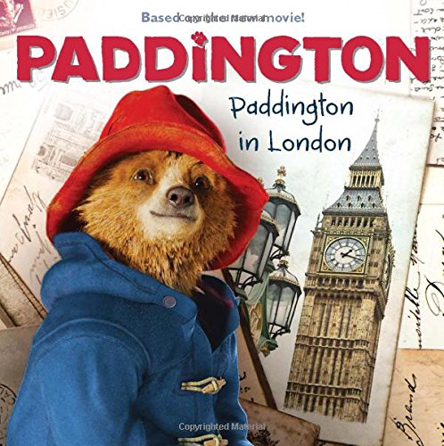 Paddington: Paddington in London (Paddington Bear Book compare prices)