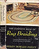 img - for The complete book of rug braiding book / textbook / text book