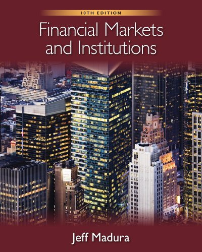 Financial Markets and Institutions (with Stock Trak Coupon) Reviews