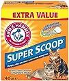 Arm & Hammer Super Scoop Unscented Cl…