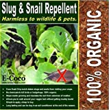 5 LITRES SLUG & SNAIL REPELLENT/ DETERRENT, CAN BE USED AS A GARDEN MULCH,CHILD & PET SAFE from E-COCO PRODUCTS UK