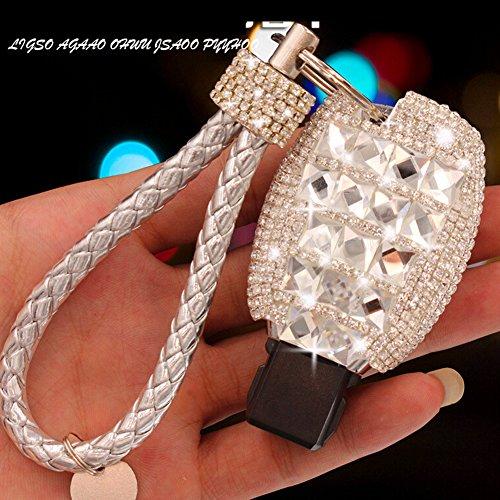 yikaka-benz-diamond-key-shell-car-key-case-cover-holder-pouch-remote-key-chains-key-bag-for-mercedes