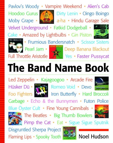 The Band Name Book