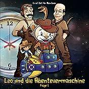 Leo und die Abenteuermaschine 1   Matthias Arnold