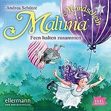 Feen halten zusammen (Maluna Mondschein 7) Hörbuch von Andrea Schütze Gesprochen von: Cathlen Gawlich