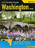 img - for Washington County MD Street Atlas book / textbook / text book